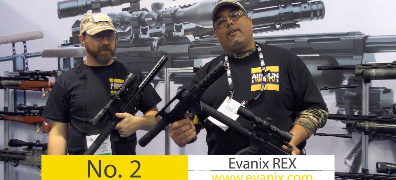 Evanix REX Airguns