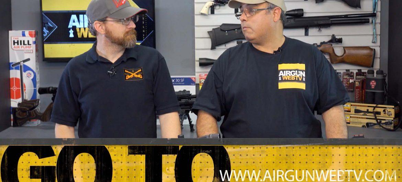 AirgunWebTV Episode 2 2016