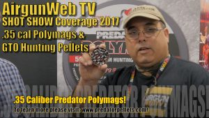 Predator International GTO Pellets