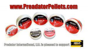 Predator Pellets / JSB Pellets