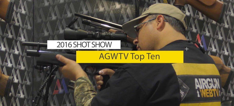 AirgunWebTV Shot Show Top 10